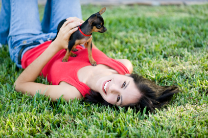 Top five signs that she loves her dog more than you